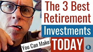 The 3 Best Retirement Investments No One is Talking About