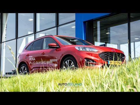 Impressie Ford Kuga PHEV ST Line