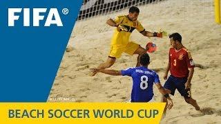 Unbelievable Spanish winner denies Brazil