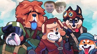 Thunderdogs Mobile Game - Real Time Multiplayer Shooter (iOS / Android)