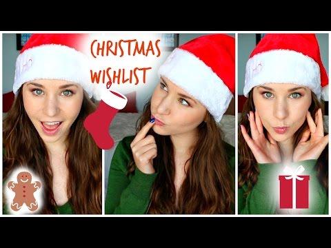 Christmas Wish List 2014 | Christmas Gift Ideas