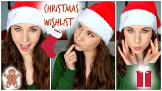 Christmas Wish List 2014 | Christmas Gift Ideas