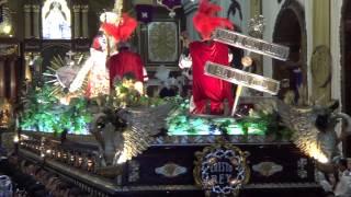 Salida Jesús de Candelaria, Jueves Santo 2015