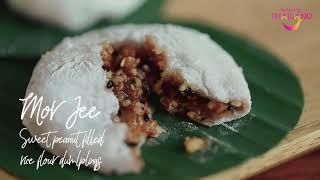 Phuket's distinctive desserts are delicious and often considered auspicious.