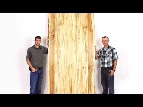 Rustic Live Edge Furniture - Country Lane Furniture