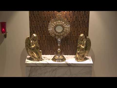 Adoration at Our Lady of Guadalupe Live Stream