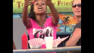 WGN: 08.02.14 -BIG mouth Eve gets ROYAL rebuke from the Camp!!!