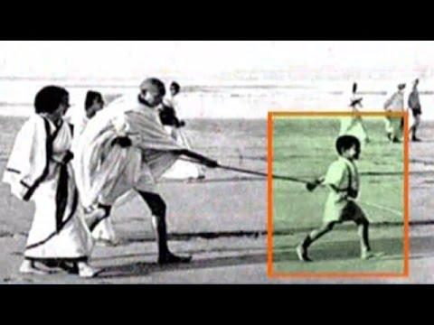 Mahatma Gandhi's Grandson Kanubhai Gandhi Lives In An Old-Age Home