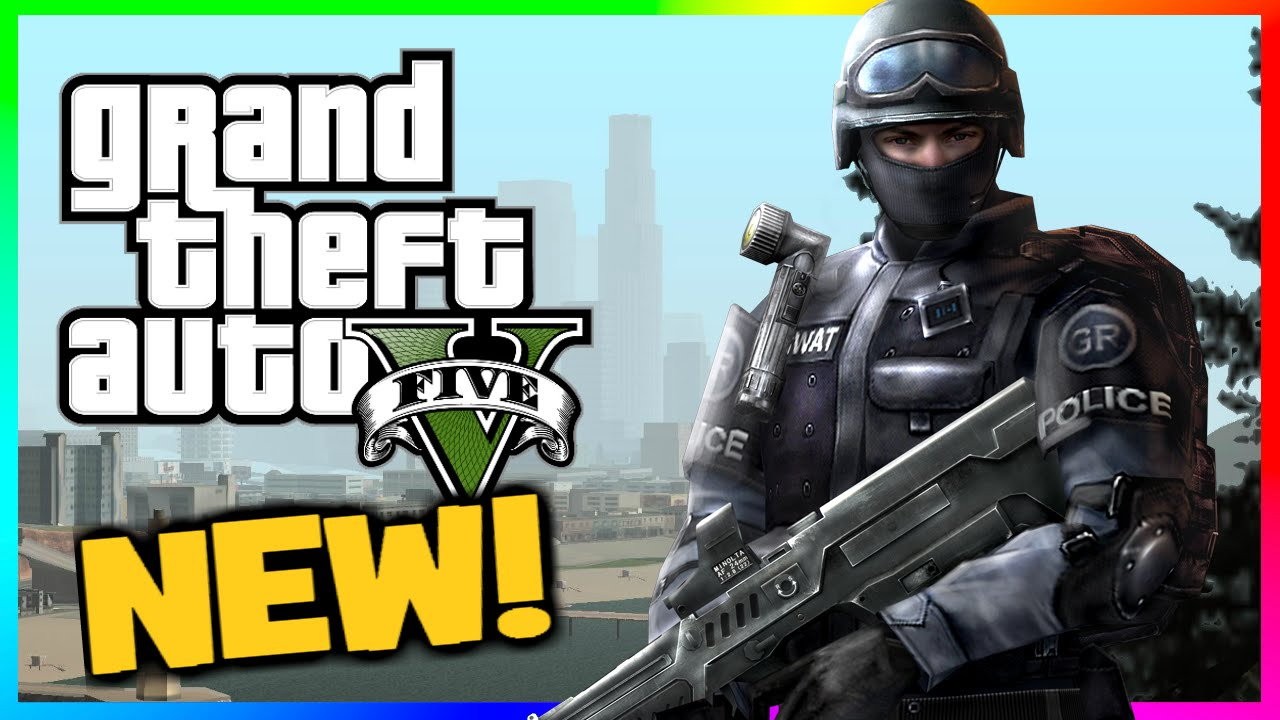 gta 5 online - how to get cop/swat outfit! [gta v] - youtube