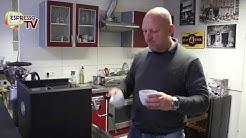Caffè Americano - oder wie mache ich mit einer Espressomaschine einen Kaffee
