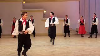 Аргентинский танец Маламбо ❤. ГААНТ им.И.Моисеева
