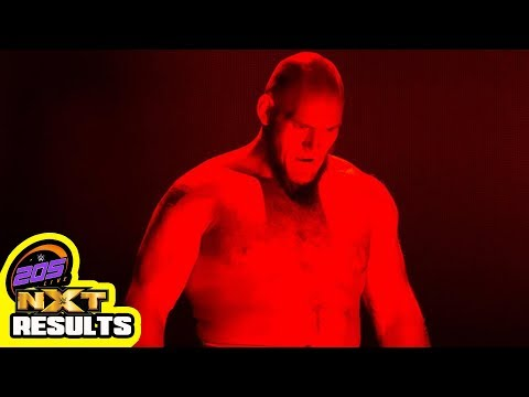 How Great Is Lars Sullivan? WWE 205 Live & NXT Review & Results- Going in Raw Pro Wrestling Podcast