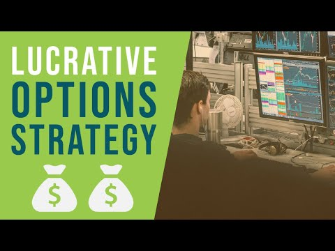 A Lucrative Options Strategy for AMZN