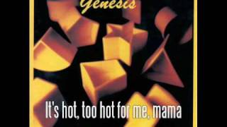 Genesis - Mama (album version with lyrics)