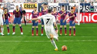 Pro Evolution Soccer 2015 60FPS - Barcelona vs Real Madrid [ Ultra Settings GTX 760 & i7 4770k ]