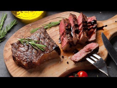 Мясо в духовое