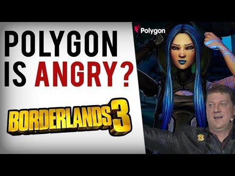 Polygon Thinks Borderlands 3 Looks Horrible, PAX Reveal Event Was A Mess & Early Thoughts/Concerns! thumbnail