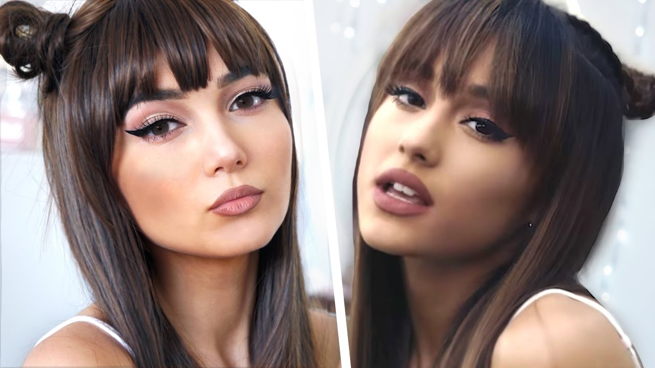 Ariana Grande Everyday Makeup Tutorial Cute Easy Youtube