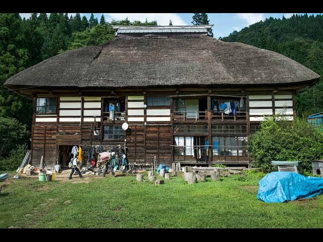 『バオバブの記憶』などの本橋成一監督によるドキュメンタリー!映画『アラヤシキの住人たち』予告編