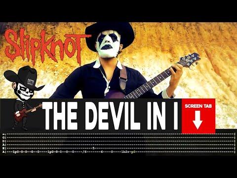 Slipknot - The Devil in I (Guitar Cover by Masuka W/Tab)