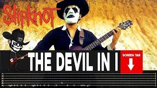 Slipknot The Devil In I Guitar Cover By Masuka W Tab
