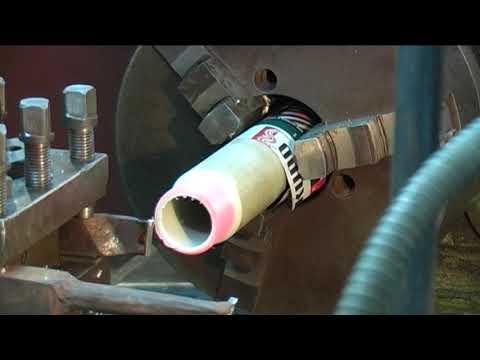Резьбовое спаривание пластиковой трубы и заглушки
