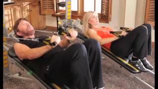 chuck norris loves exercising