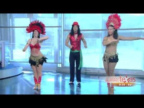 Dallas Dance Studio, United Dance Academy Samba