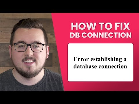 "how-to-fix-""error-establishing-a-database-connection""-in-wordpress"