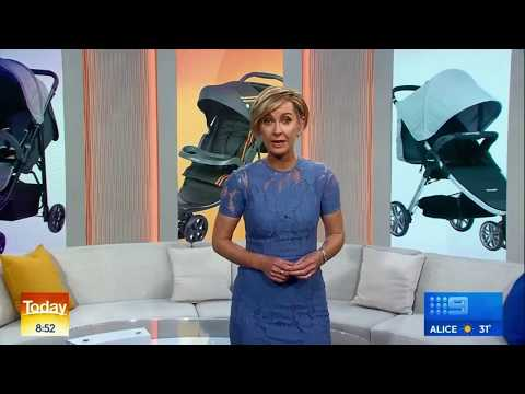 Today Show - Choice On Prams And Safety