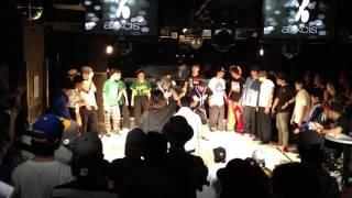 wdc 2013 japan final 最終予選 TAKASHI&HANAI
