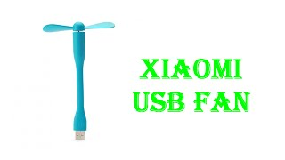 Вентилятор Xiaomi обзор | USB Fan Aliexpress unboxing review