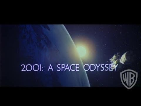 2001: a Space Odyssey - Original Theatrical Trailer