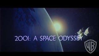 2001: a Space Odyssey - Original Theatrical Trailer