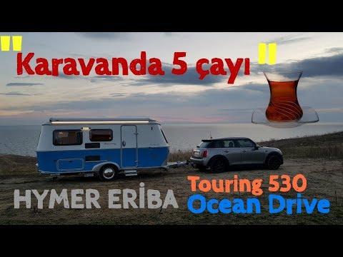 Bu Karavan 1970 Model Mi ?- Karavanda 5 Çayı  - ( Hymer Eriba Touring Ocean Drive )