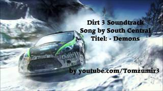 Dirt 3 Soundtrack #1 South Central - Demons [Trailer music]