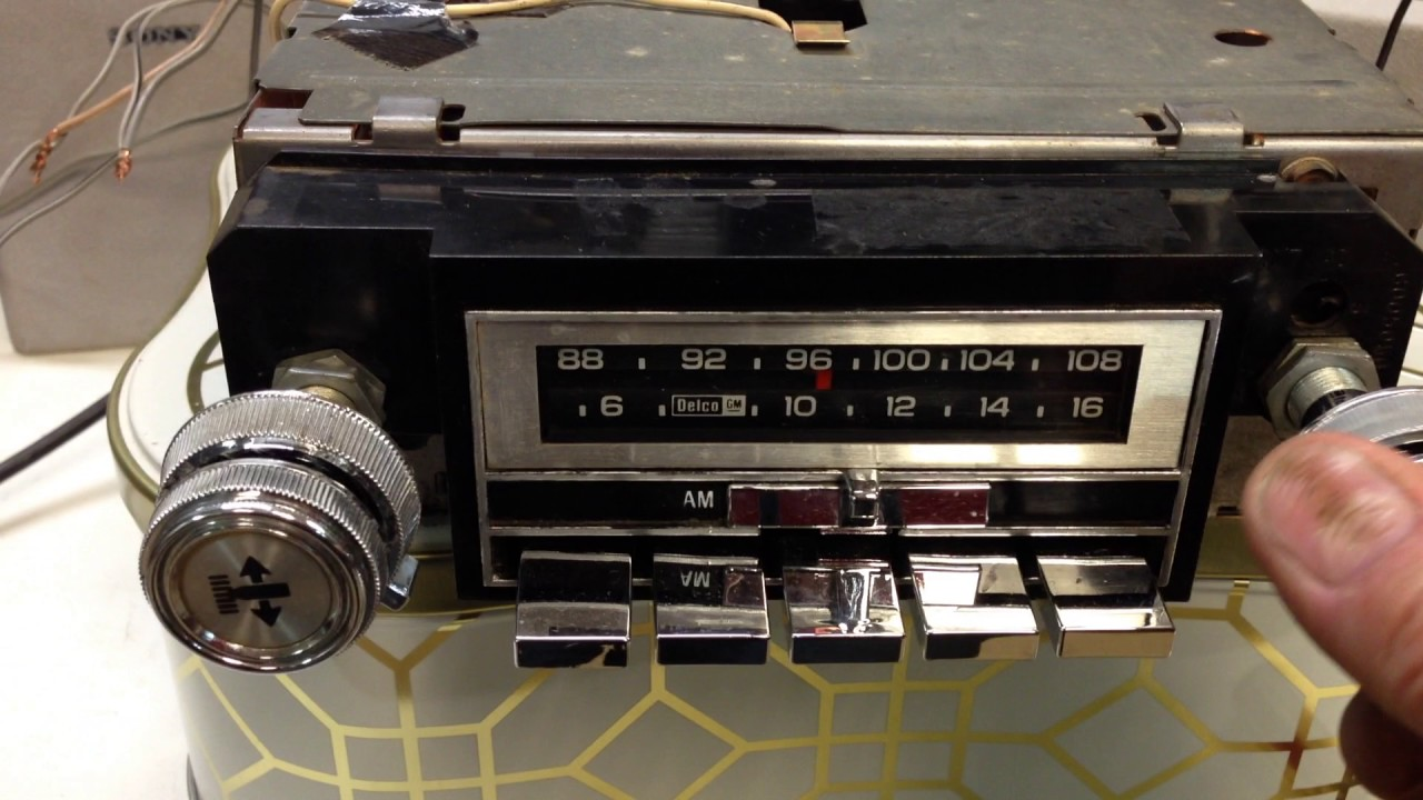 1986 gmc truck wiring diagrams 1986 gmc radio wiring 73 87 chevy truck blazer suburban am fm factory delco ...