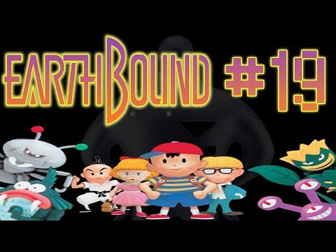 Earthbound w/ Old World Gamer P19 - Close Calls