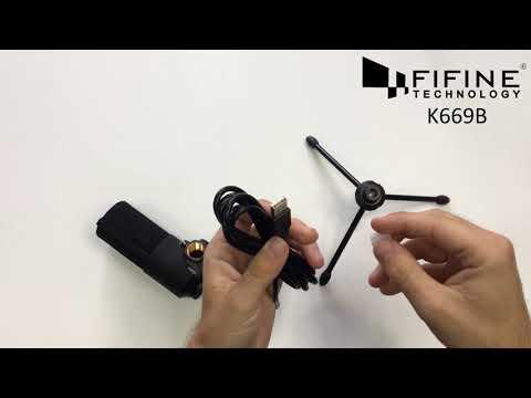Мікрофон Fifine K669B