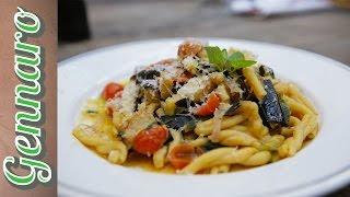 Garden Pasta #meatfreeweek