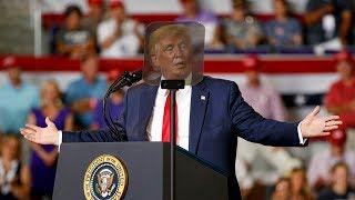 Donald Trump's complicated relationship with teleprompters