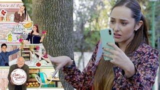 Sandy se obsesiona con las redes sociales   Buena es la pelea...   Como dice el dicho thumbnail