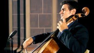 Bach Cello Suite No.3: Prélude - Michael Heupel