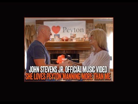 John Stevens Jr - I Think She Loves Peyton Manning More Than Me von YouTube · Dauer:  2 Minuten 36 Sekunden