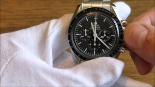 Omega Speedmaster Professional 3570.50.00 Detailed Review