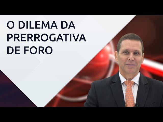 """O dilema da prerrogativa de foro (""""foro privilegiado"""") – com Prof. Fernando Capez"""