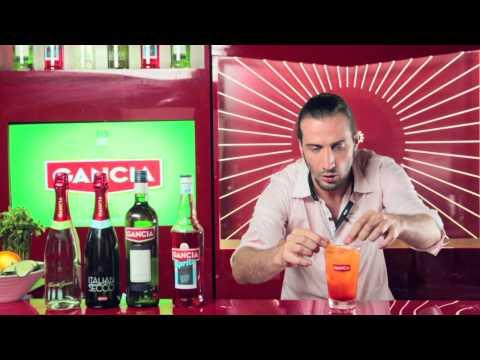 Drink Collezione - Gancia Spritz con Naranja By Luciano Cáceres