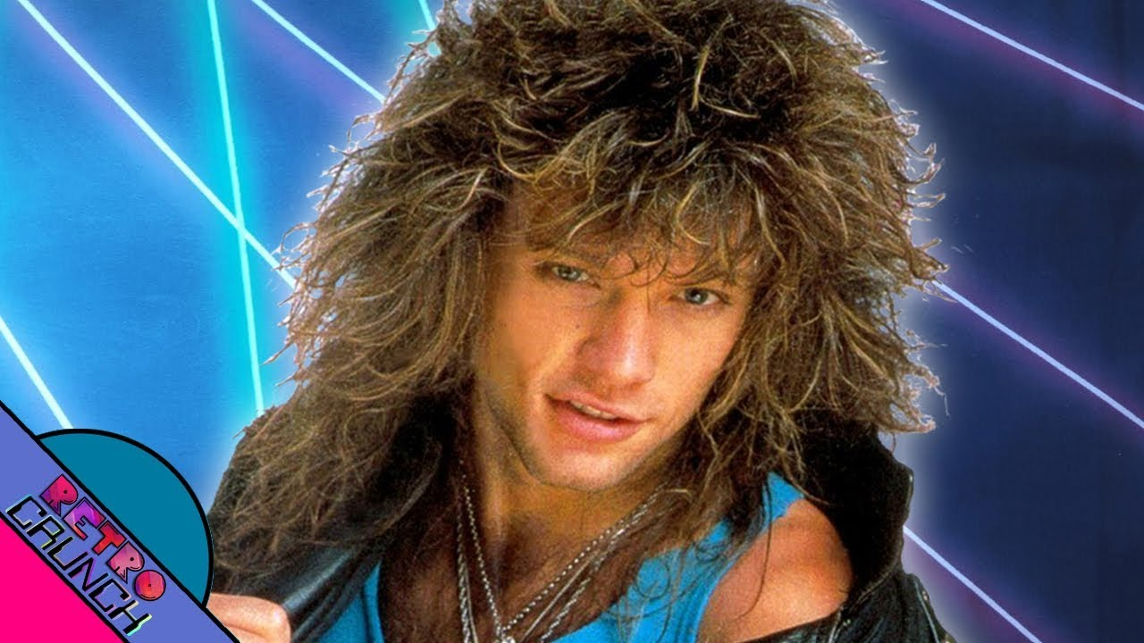 Big 80s Hair In 90 Seconds Youtube