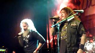 "Metal Allegiance – ""Peace Sells"" – Live 04-20-2019 – The Fillmore – San Francisco, CA"