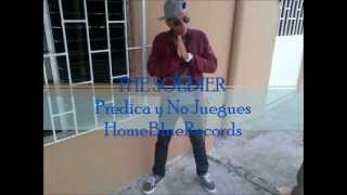 Download THE SOLDIER - Predica Y No Juegues (Worship Riddim Pro By HomeBlueRecords) NOV-2012 MP3 song and Music Video